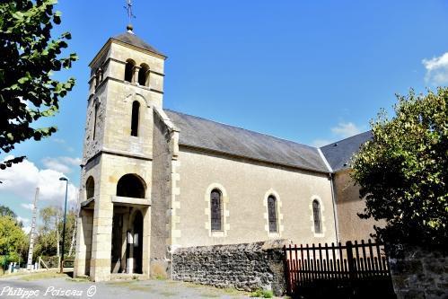 Église de Devay – Église Saint Victor de Devay