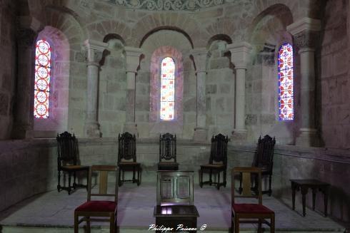Intérieur de l'église de Rouy