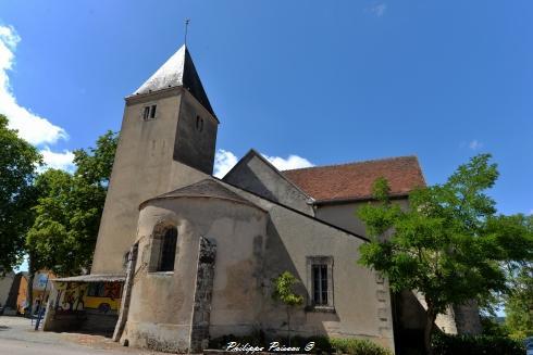 L'église de Saint Seine un beau patrimoine