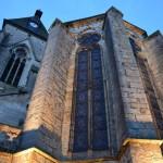 Église de Varzy vue de l'intérieur un remarquable patrimoine