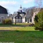 Château de Guérigny- Le château Babaud