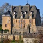 Château de Châtillon en Bazois