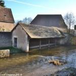 Lavoir du Saulet de Corbigny