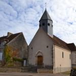 Église de Moussy Nièvre Passion