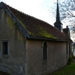 Chapelle de Montenoison – Chapelle Saint Jean-Baptiste