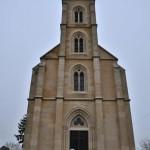 Église d'Arbourse Nièvre Passion