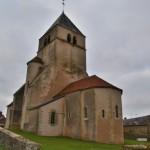 Église de Bazolles Nièvre Passion