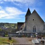 Église de Oudan Nièvre Passion