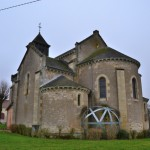 Église de Nannay Nièvre Passion