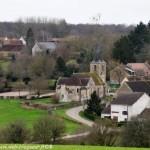 Église de Saint Bonnot Nièvre Passion