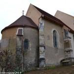 Église de Courcelles Nièvre Passion