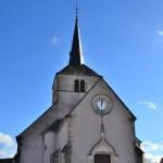 Église de Montapas Nièvre Passion
