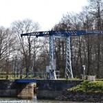Pont Levis du Marais un remarquable ouvrage du Canal
