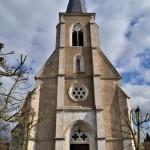 Église de la Celle sur Loire Nièvre Passion