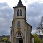 Église de Chazeuil