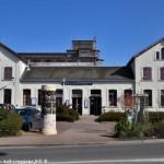 Gare SNCF de La Charité sur Loire un patrimoine