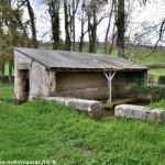 Lavoir de l'étang de Chazeuil un patrimoine
