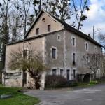 Moulin d'Annay un remarquable moulin du village