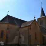 Église d'Anthien Nièvre Passion