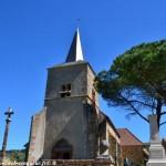 Église de Bazoches Nièvre Passion