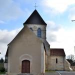Église de Chevenon Nièvre Passion