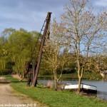 La Grue du canal de Gimouille un remarquable ouvrage