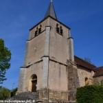 Église de Pouques Lormes