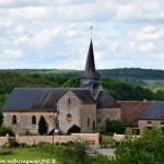 Église de Dun-Sur-Grandry Nièvre Passion