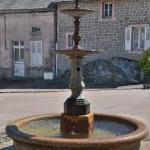 Fontaine de Saint Martin du Puy
