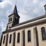 L'Église d'Ouroux en Morvan