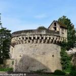 Nevers la Tour Saint Éloi