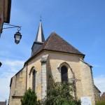 Église de Bouhy Nièvre Passion
