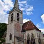 Église de Surgy Nièvre Passion