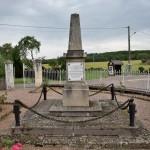Monument aux Morts de Vielmanay