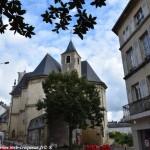Église Saint-Pierre de Nevers un remarquable patrimoine
