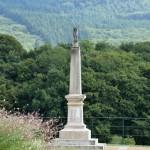 Monument aux morts de Saint Hilaire en Morvan Nièvre Passion