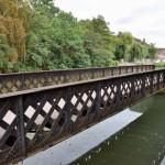 Pont du quai du Perthuis Nièvre Passion