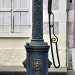 Pompe à bras route de Lurcy de Prémery