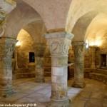 Crypte de l'église de Saint Parize