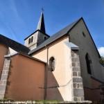 Église d'Alligny en Morvan