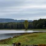 Étang de Chèvre remarquable plan d'eau de Vandenesse