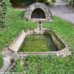 Fontaine de Commagny Nièvre Passion