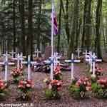 Le cimetière du maquis Bernard