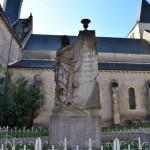 Monument aux Morts de Lurcy le Bourg Nièvre Passion