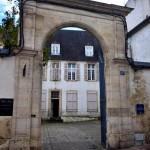 Hôtel Particulier de Nevers rue de Nièvre