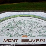 Panorama du Mont Beuvray