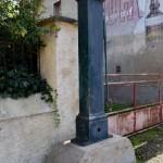 Pompes à bras rue des Ponts de Prémery