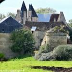 """Château de Meauce un remarquable  """"édifice médiéval"""""""