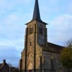 Église de Neuilly Nièvre Passion
