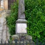 Monument aux Morts d'Arthel Nièvre Passion